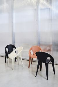 Magis Bell Chair Ambient Mono Group 01