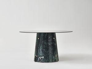 Lithosdesign Elitra Verde Tinos Design Marble Dining Tables